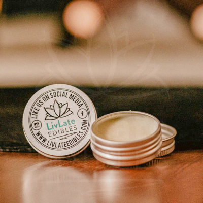 CBD Budder Me Up Balm